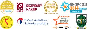 TPD.sk - ocenenia a certifikáty