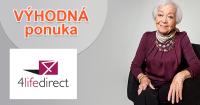 4LifeDirect.sk výhodná ponuka, akcia, zľava, kupón
