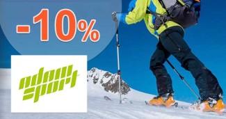 AdamSport.eu zľavový kód zľava -10%, kupón, akcia