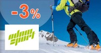 AdamSport.eu zľavový kód zľava -3%, kupón, akcia