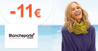 BlanchePorte.sk zľavový kód zľava -11€, kupón, akcia