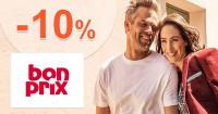 BonPrixShop.eu zľavový kód zľava -10%, kupón, akcia