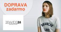 Brands24.sk doprava zadarmo, akcia, zľava, kupón