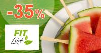 FitList.sk zľavový kód zľava -100€, kupón, akcia