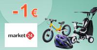 Market24.sk zľavový kód zľava -1€, kupón, akcia