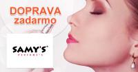 Samys-parfemy.sk doprava zadarmo, akcia, zľava, kupón