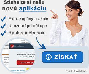 Stiahnite si náš program  KuponyZdarma.sk