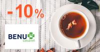 Čaje a bylinky -10% zľavy na BenuLekaren.sk