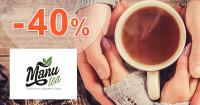 Akcie na sypaný čaj až -40% zľavy na ManuTea.sk