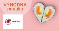 Sushi rozvozom po Bratislave cez SushiTime.sk