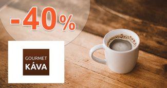 Zľavy na čokoládu až do -40% na GourmetKava.sk