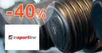 Bežecké pásy do bytu až -40% na inSPORTline.sk