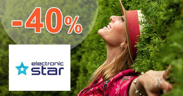 Záhradný nábytok až -40% na Electronic-Star.sk