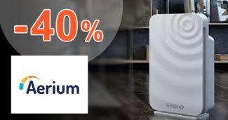 Čističky vzduchu v akcii až -40% zľavy na Aerium.sk