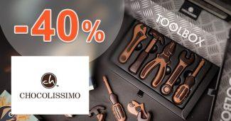 Čokoládové darčeky až do -40% na Chocolissimo.sk