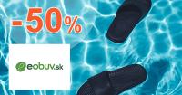 Obuv do vody až -50% zľavy na eObuv.sk
