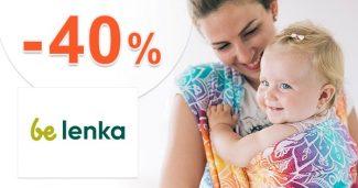 Šatky na nosenie detí až -40% zľavy na BeLenka.sk