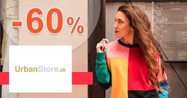 Akcie na tašky a batohy až -60% na UrbanStore.sk