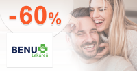 Najpredávanejšie produkty až -60% na BenuLekaren.sk