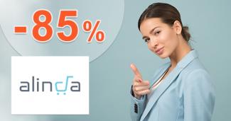 Mobilné príslušenstvo až -85% zľavy na Alinda.sk