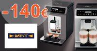 Šrotovné -140€ na kávovary a roboty na Datart.sk