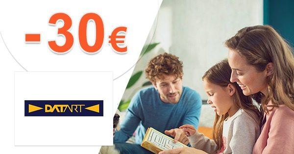 Šrotovné -30€ na vysávače a čističe na Datart.sk