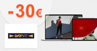 Šrotovné -30€ na mobily a smart elektro na Datart.sk