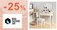 Kancelárska stolička v akcii -25% na BigHome.sk