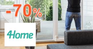 4Home.sk zľavový kód zľava -70%, kupón, akcia, výpredaj, zľavy, domáce spotrebiče