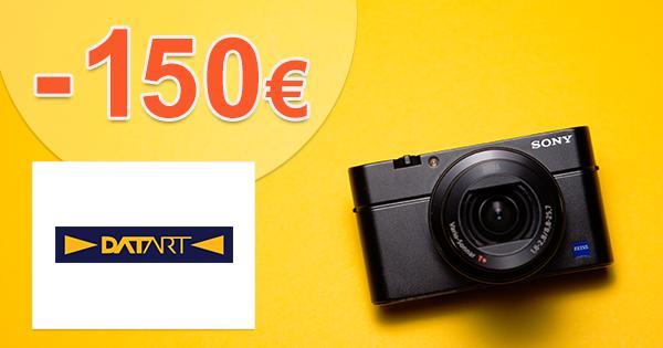 Až -150€ späť k zrkadlovkám Sony na Datart.sk