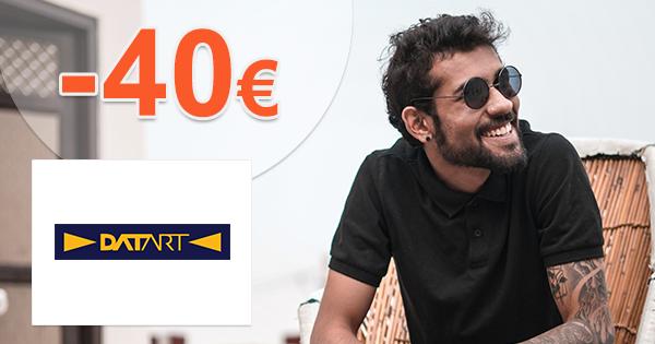 Šrotovné -40€ na foto a audio produkty na Datart.sk