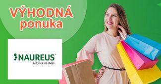 Až 60 dňová garancia vrátenia peňazí na Naureus.sk