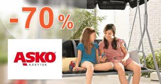 Akčné ponuky až -70% zľavy na ASKO-nabytok.sk