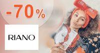 AKCIE NA KOZMETIKU AŽ DO -70% na Riano.sk