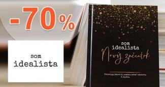 AKCIOVÁ PONUKA až -70% na SomIdealista.sk