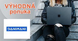 AKČNÉ CENY na akciový tovar na Danimani.sk