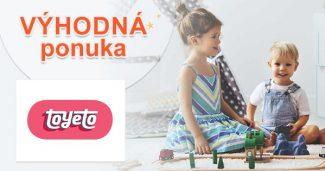 AKTUÁLNE AKCIE A DARČEKY na Toyeto.sk