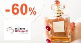 Akčná ponuka až -60% zľavy na IntimneNakupy.sk