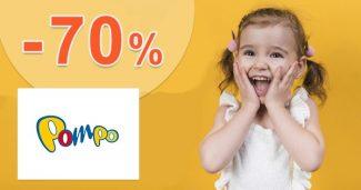 Akčné ponuky až do -70% zľavy na Pompo.sk