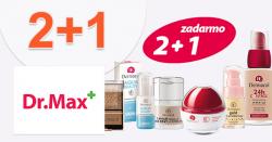 Akcia 2+1 na produkty Dermacol na DrMax.sk