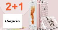 Akcia 2+1 púzdro na mobil zadarmo na iSaprio.sk