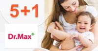 Akcia 5+1 na vybrané produkty BEBA na DrMax.sk