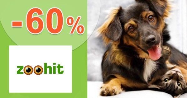 Kupóny a výhody k nákupu až -60% na ZooHit.sk