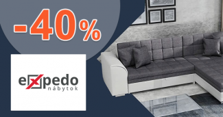 Akcie a zľavy až -40% na Expedo.sk