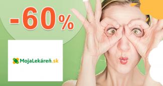 Akcie a zľavy až -60% na MojaLekaren.sk