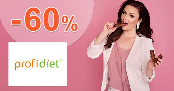 Proteínové diéty až do -60% zľavy na ProfiDiet.net