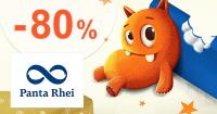 Akcie a zľavy až -80% na knihy na PantaRhei.sk
