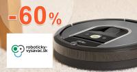 Robotické vysávače až -60% na Roboticky-Vysavac.sk