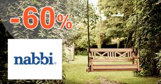 Akcie a zľavy až do výšky -60% na Nabbi.sk