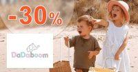Akcie a zľavy až do výšky -30% na DaDaboom.sk